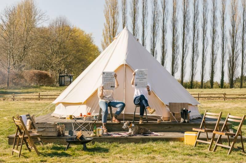 Hawarden Farm Shop Campsite Hawarden Estate Farm Shop, Chester Road, Hawarden, Deeside, Flintshire CH5 3FB
