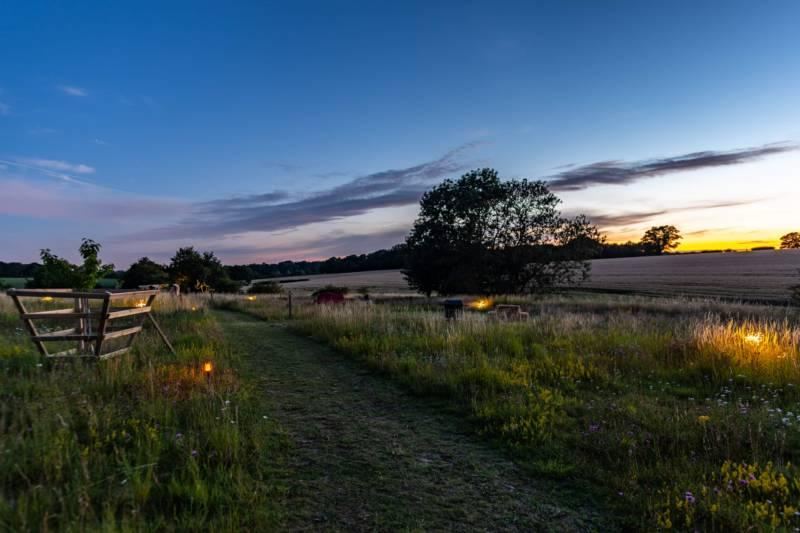 Finchingfield Camping
