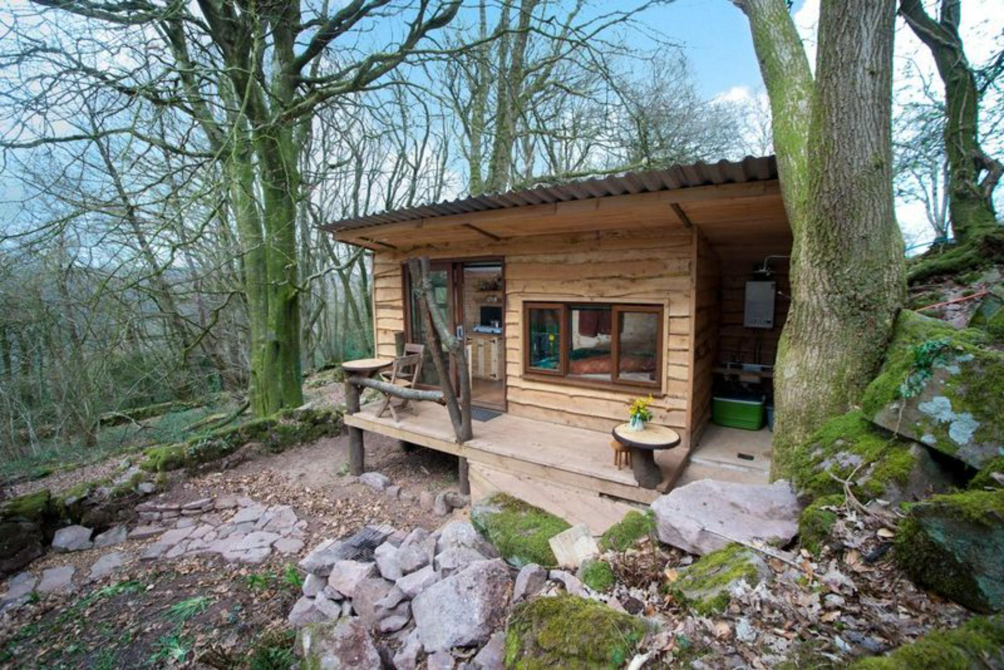 Glamping in St Briavels – Glampingly