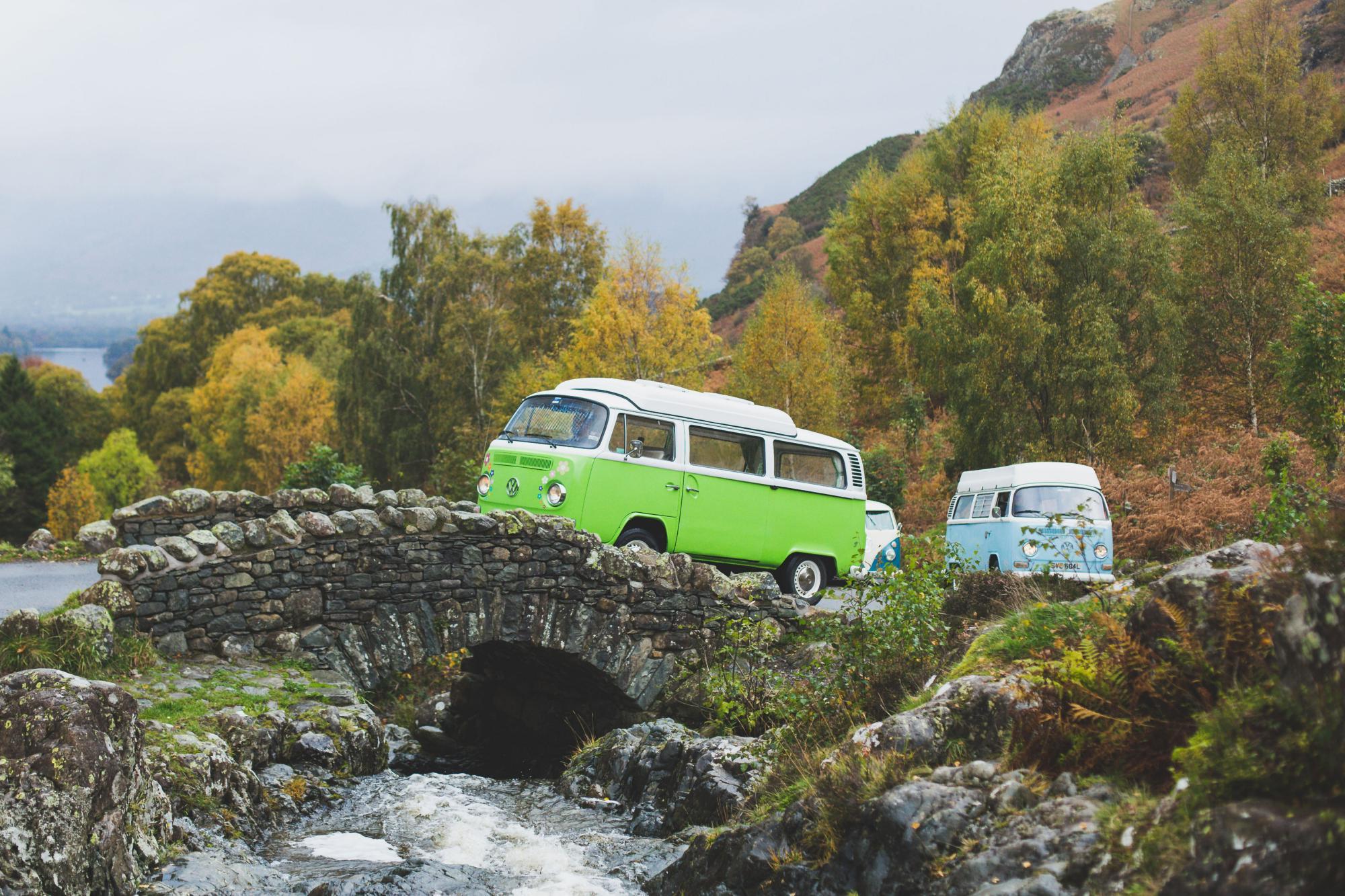 Campervan Hire in Keswick   Motorhome Rental in Keswick, Lake District