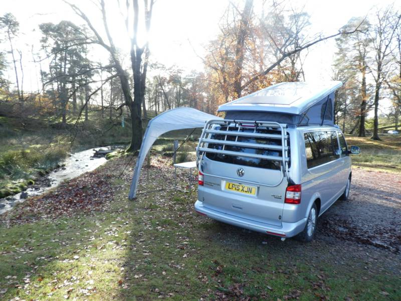 VW T5 Highline 4 Berth