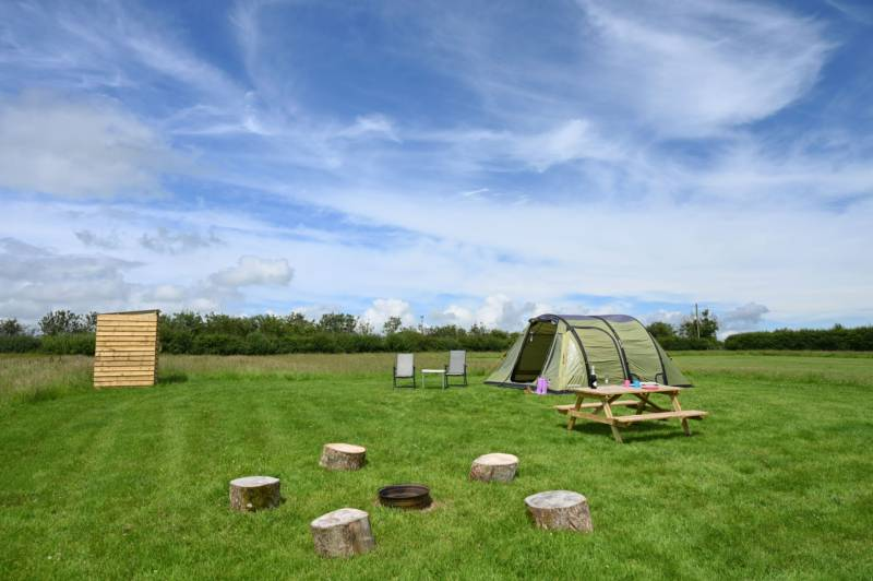 Great Redford Camping Great Redford, Princes Gate, Narberth, Pembrokeshire SA67 8TD