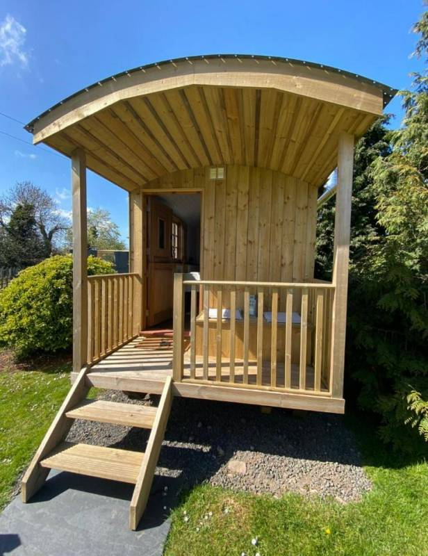 Lucker Mill Shepherds Huts