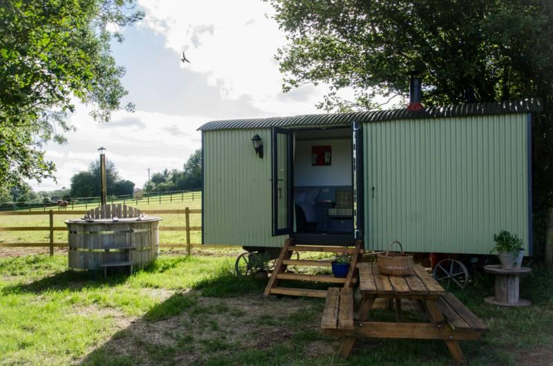 MooBell's Shepherd's Hut
