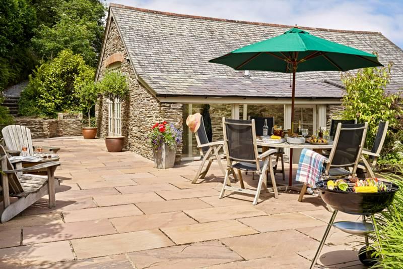 The Garden House at Gitcombe
