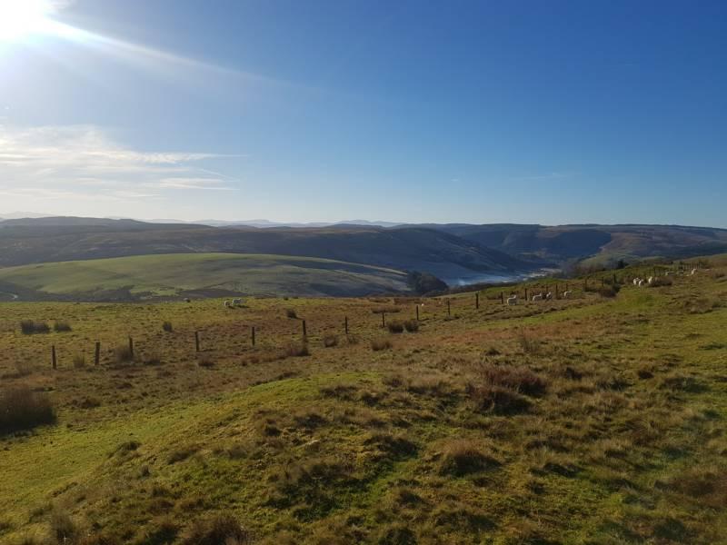 Welsh Glamping Glangwesyn, Abergwesyn, Powys LD5 4TP