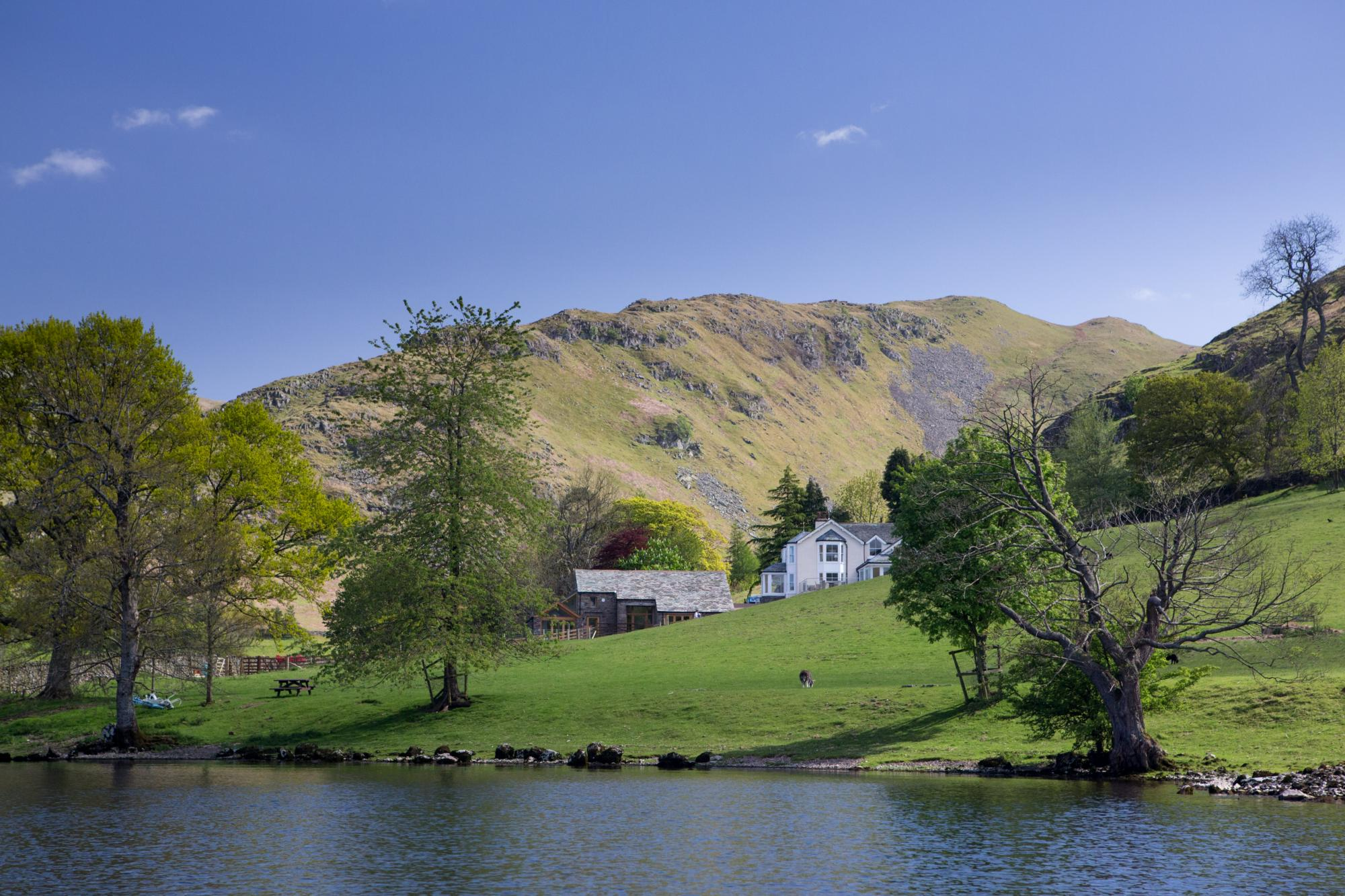 Contemporary UK hotels, B&Bs, holiday cottages and glamping - hot off the press!