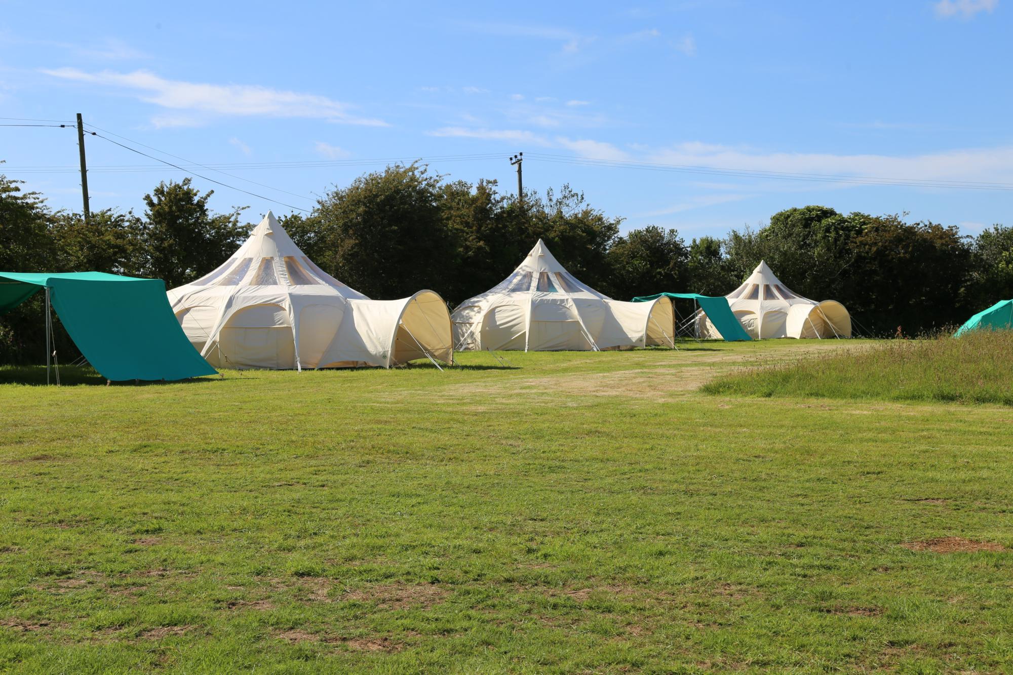 Campsites in Truro – Glampingly