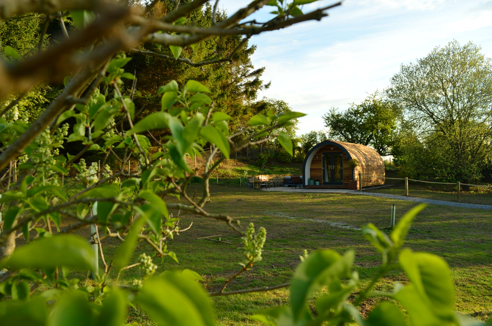 Glamping in Middlesbrough holidays at Cool Places