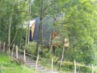 'Flint' the woodland den