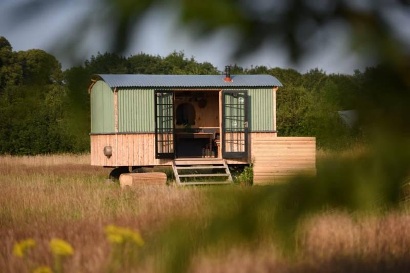 Prairie Skies Salle Moor Farm, Wood Dalling Road, Salle, Norwich, NR10 4SB