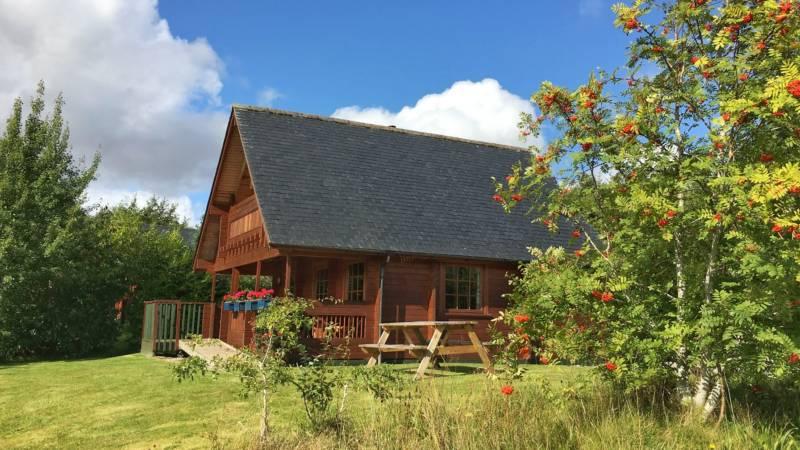 Red Kite Lodge