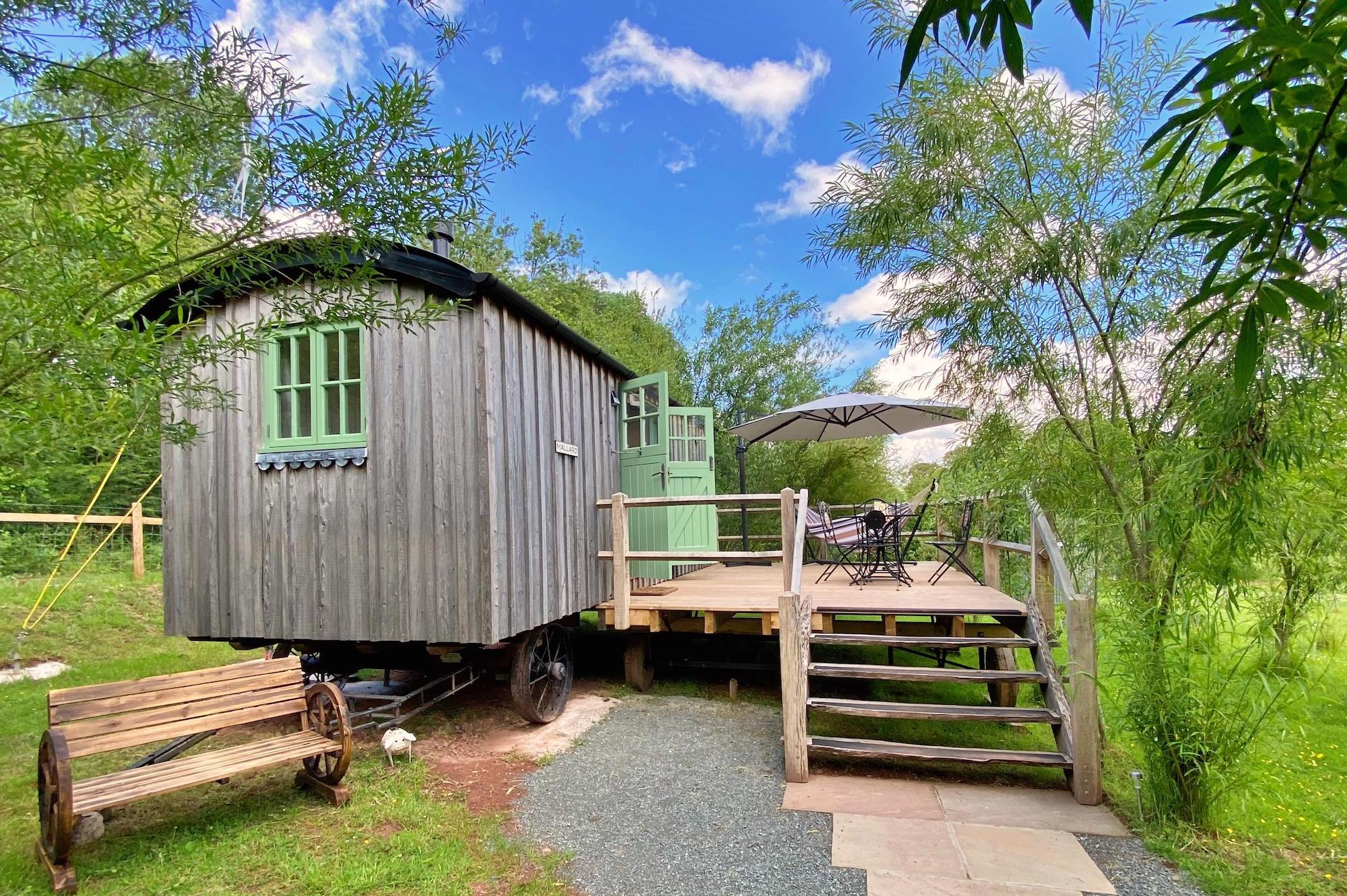 Sennybridge Shepherd's Huts