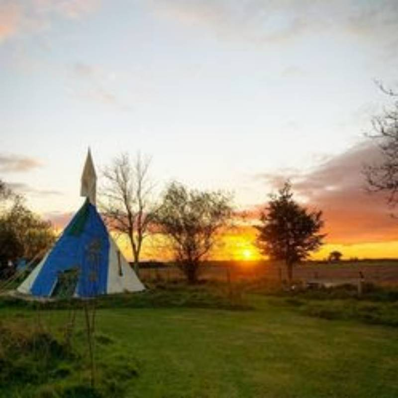 Burrington Tipi