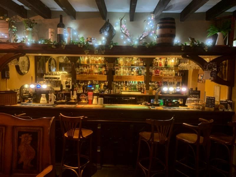 The Horseshoe Inn Eddleston, Peebles, Scottish Borders EH45 8QP