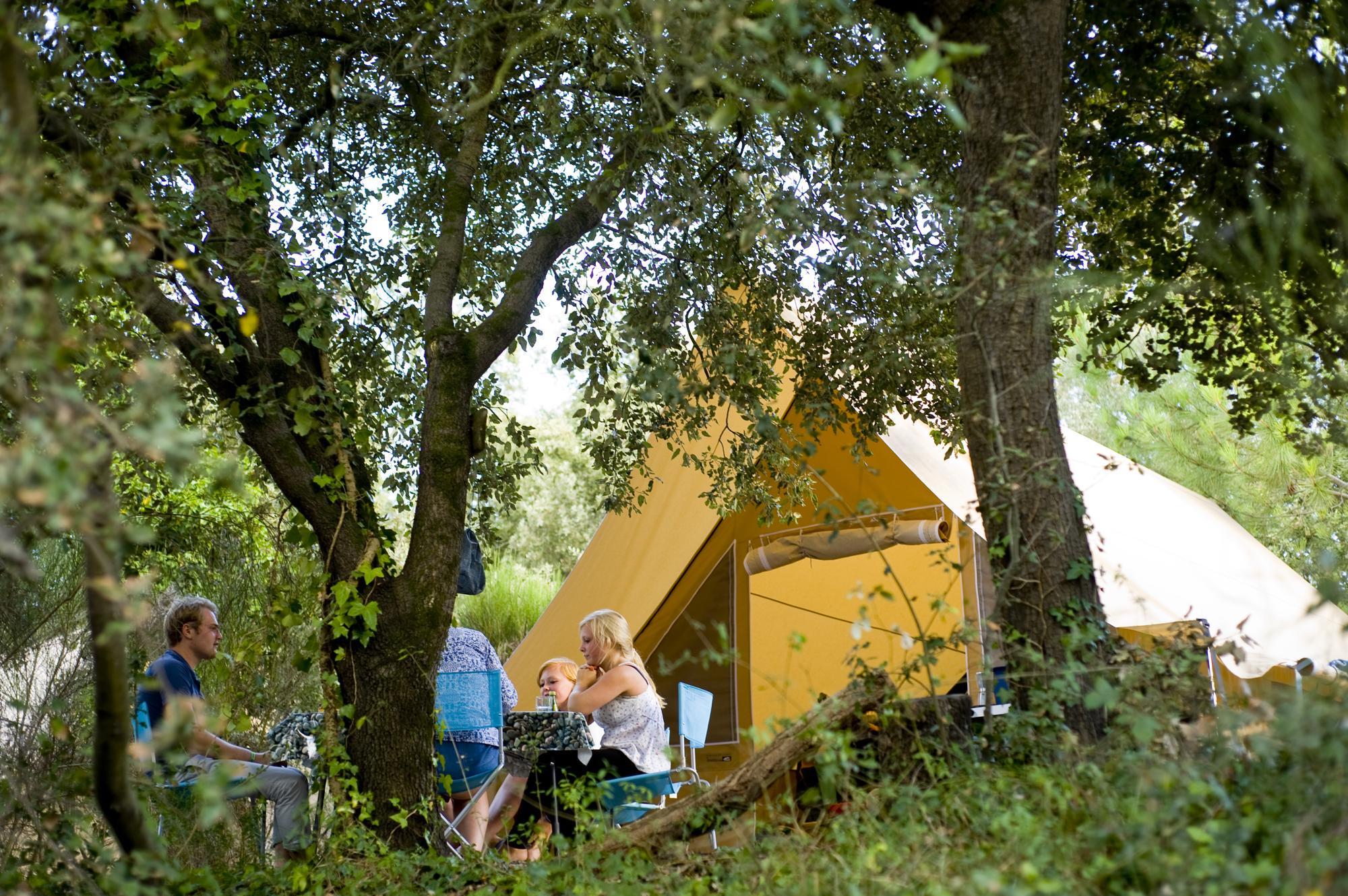 Camping Oleron Les Pins