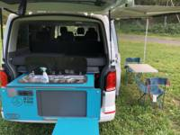 Roof Top Tent Campervan - Provence Agency