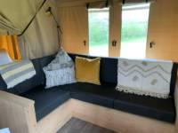 Wren Safari Tent, Sleeps 5