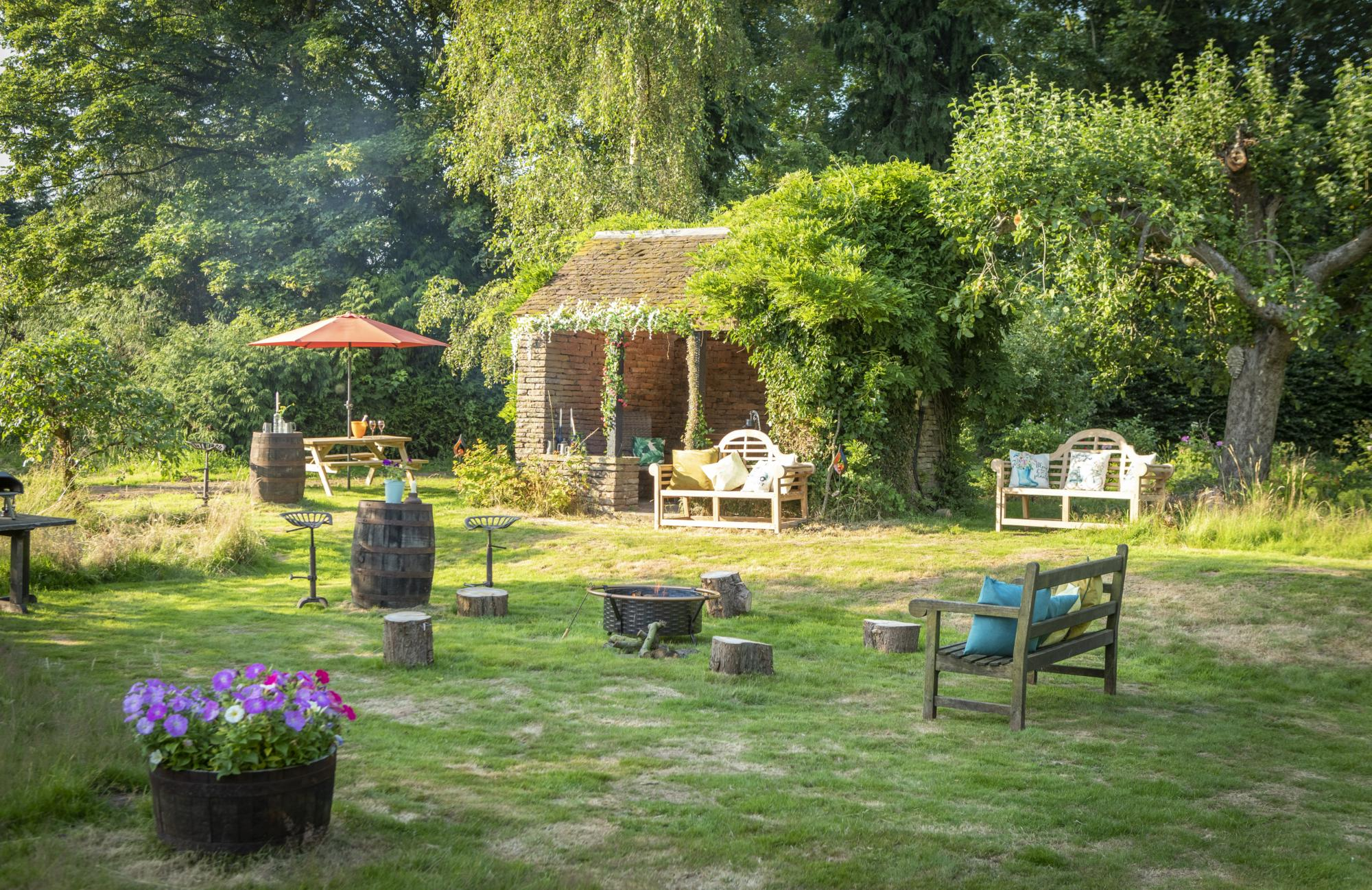 Glamping in England – I Love This Campsite