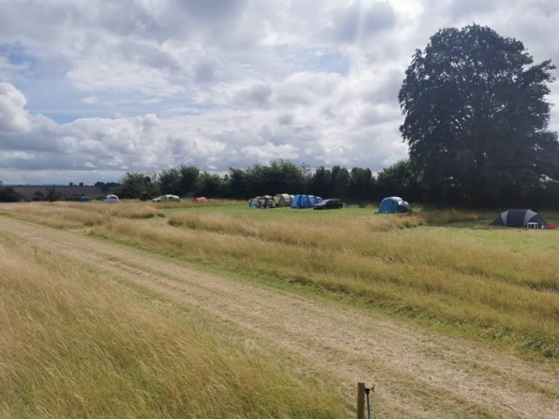 Loves Hill Camping