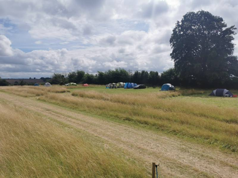 Loves Hill Camping South Road, Timsbury, Somerset BA2 0ES