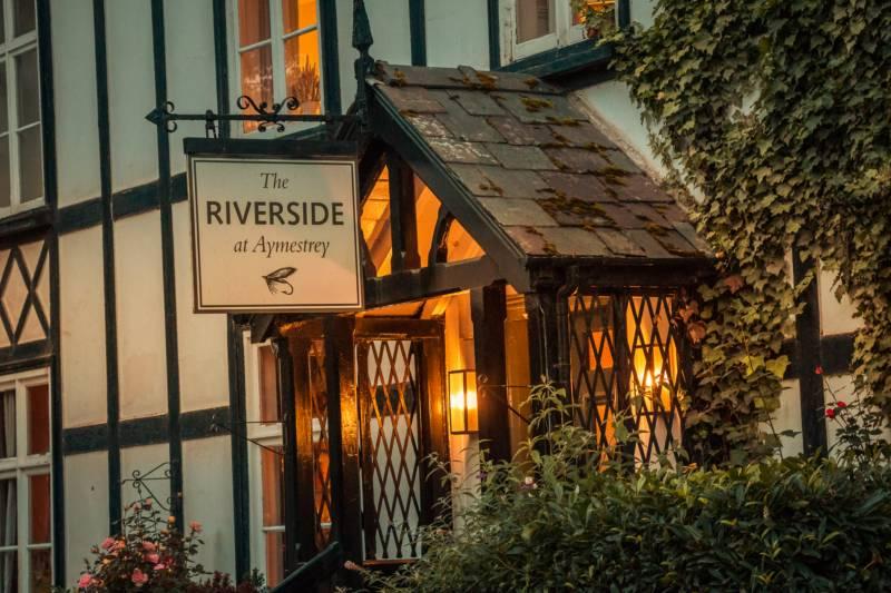 The Riverside at Aymestrey
