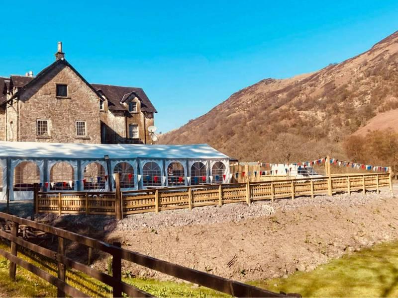 The Drovers Inn 7 North Loch Lomond, Inverarnan G83 7DX