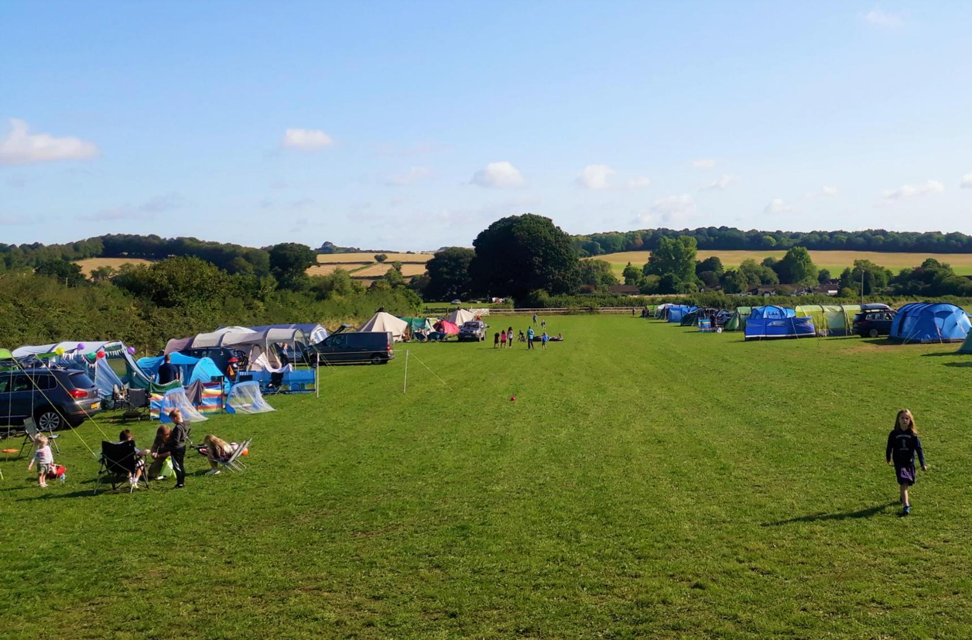 Jubilee Camping