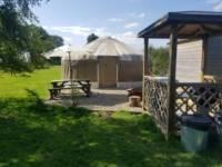 Stargazer - Large Luxury Yurt (en suite)