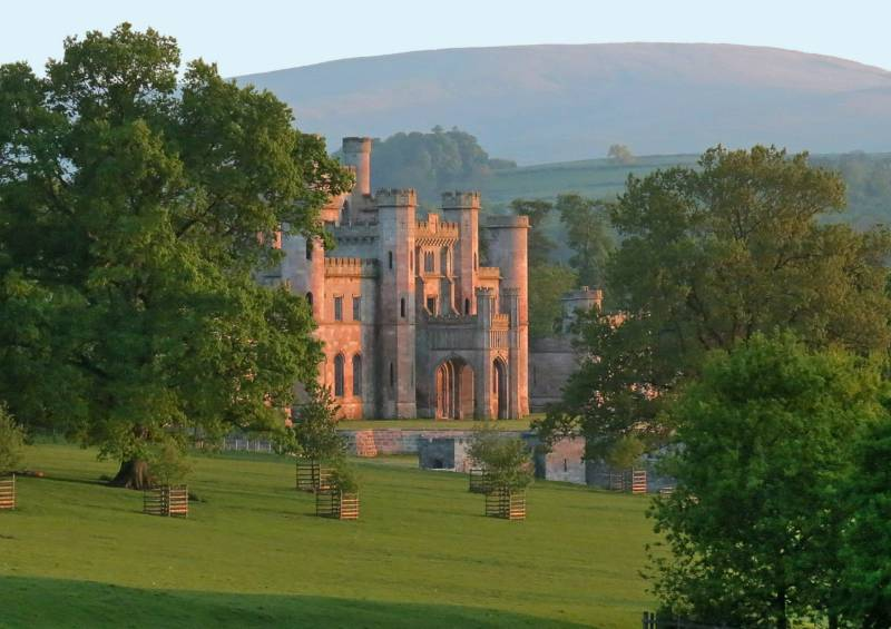 Camp Eden Lowther Castle & Gardens, Lowther, Penrith, Cumbria CA10 2HH