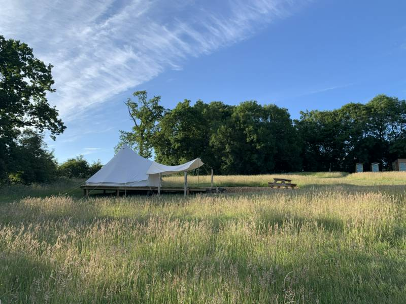 Star Field Camping Charity Farm, Swattenden Lane, Cranbrook, Kent TN17 3PS