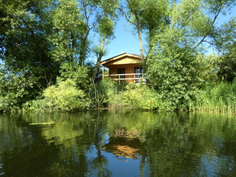 Family Log Cabin NEW FOR AUTUMN 2021!