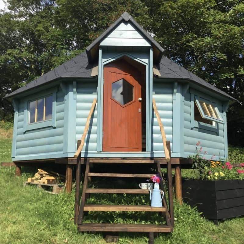 Cosy Cabin in The Forgotten Corner