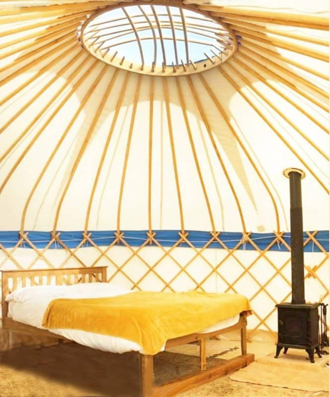 Skylark Yurt