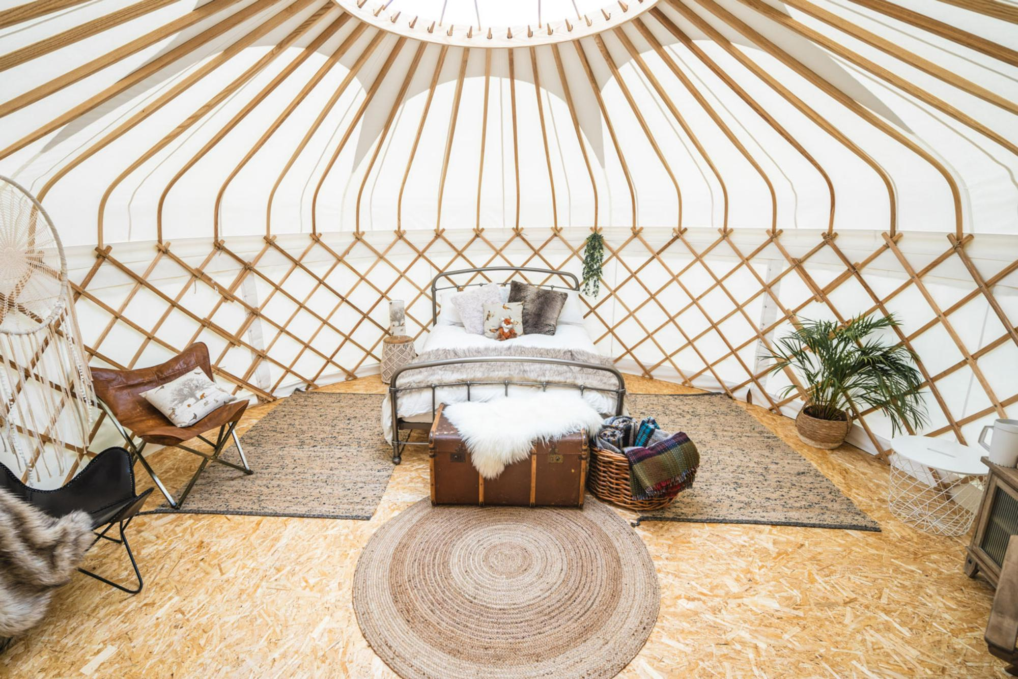 Glamping in Hull – Cool Camping
