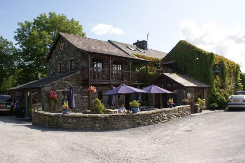 The Watermill Inn & Brewery Ings, Near Windermere, Kendal, Cumbria LA8 9PY