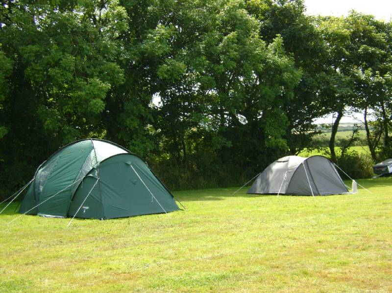 8x8 Metre Lakeview Grass Camping Pitch
