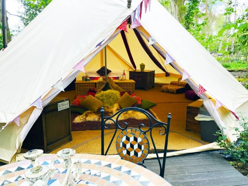 The Bedouin Bell Tent