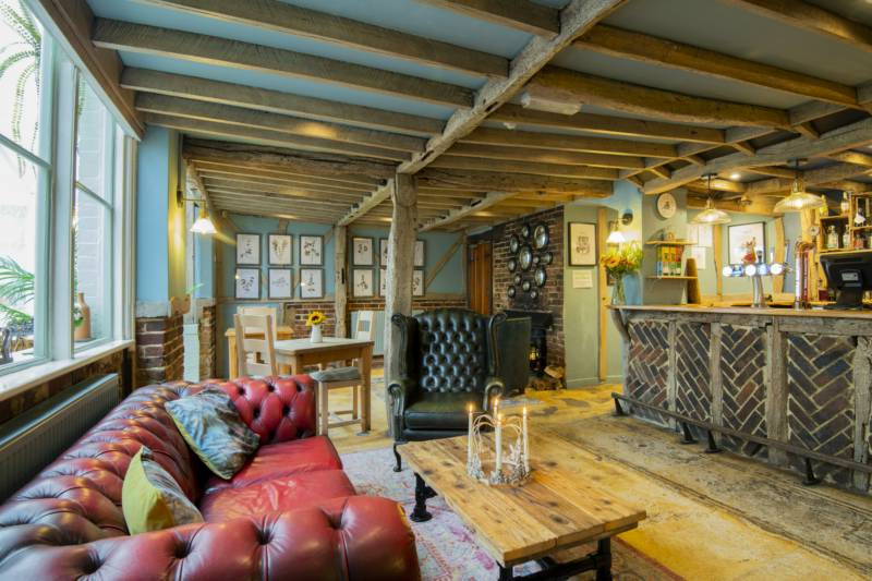 The Crown Inn, Dial Post Worthing Rd, Dial Post, Near Horsham, West Sussex RH13 8NH