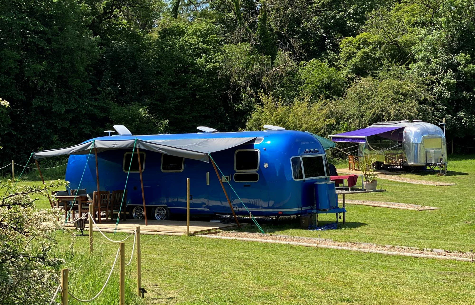 Glamping in Frome – Cool Camping
