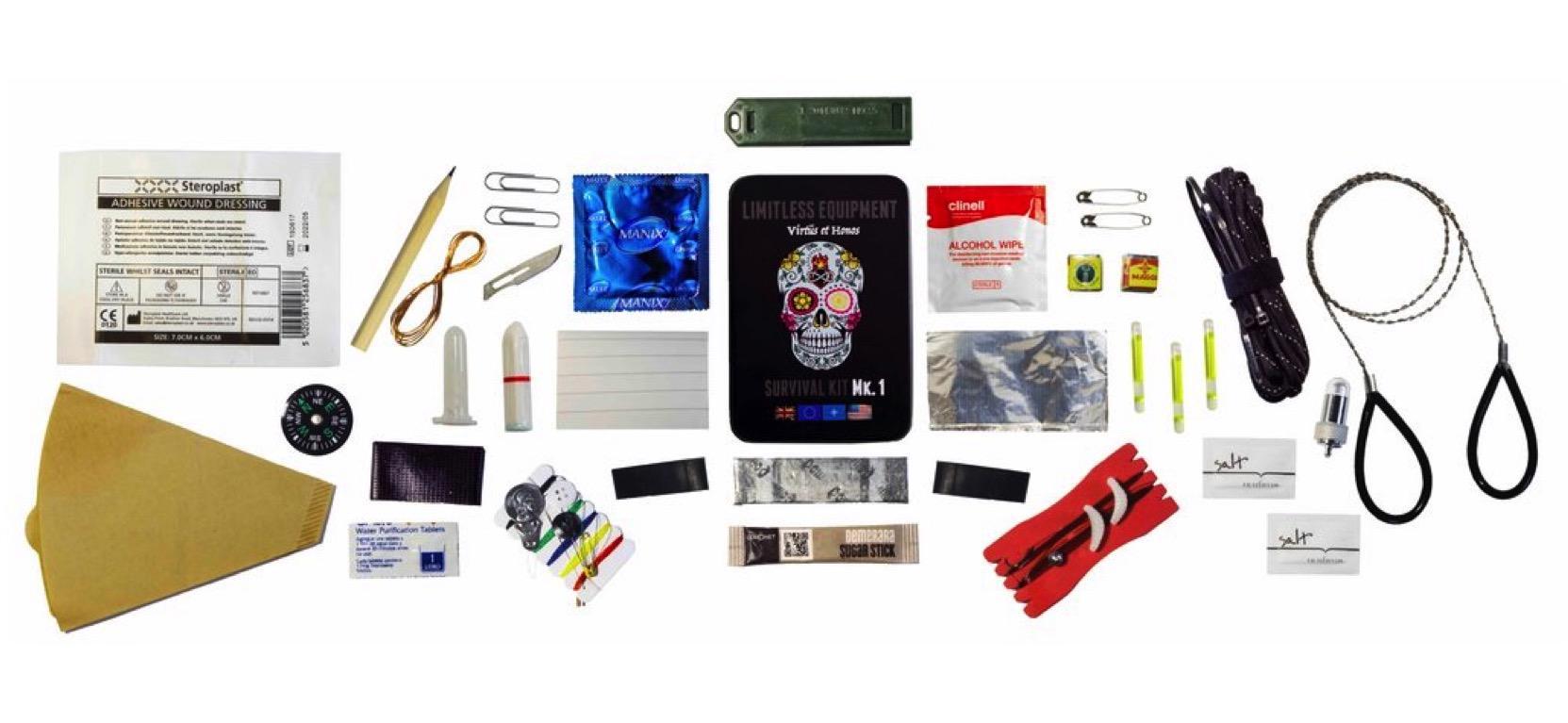Mark 1 Pro Survival Kit