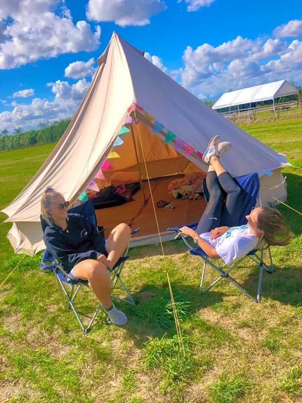 Mirabelle de Nancy Bell Tent