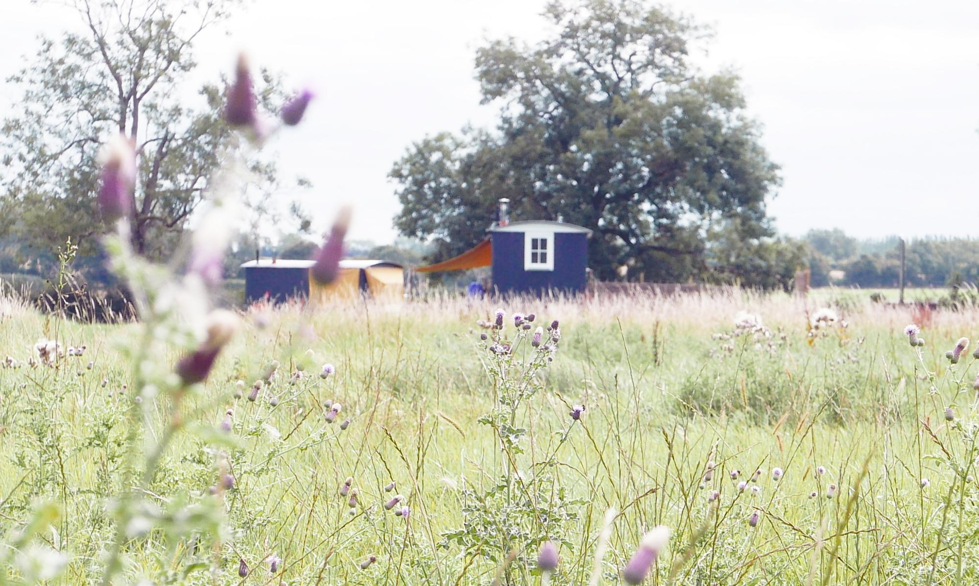 Campsites in Gloucestershire holidays at Cool Places