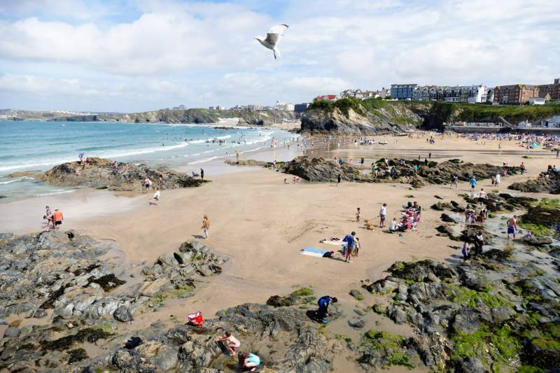 Campervan Hire in Newquay | Motorhome Rental in Newquay, Cornwall