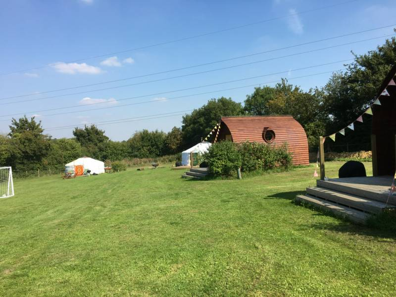 Buxhall Country Glamping