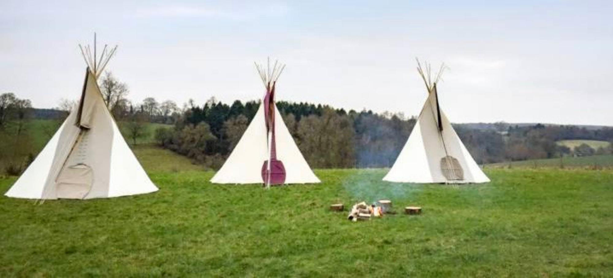 Campsites in South East England – Glampingly