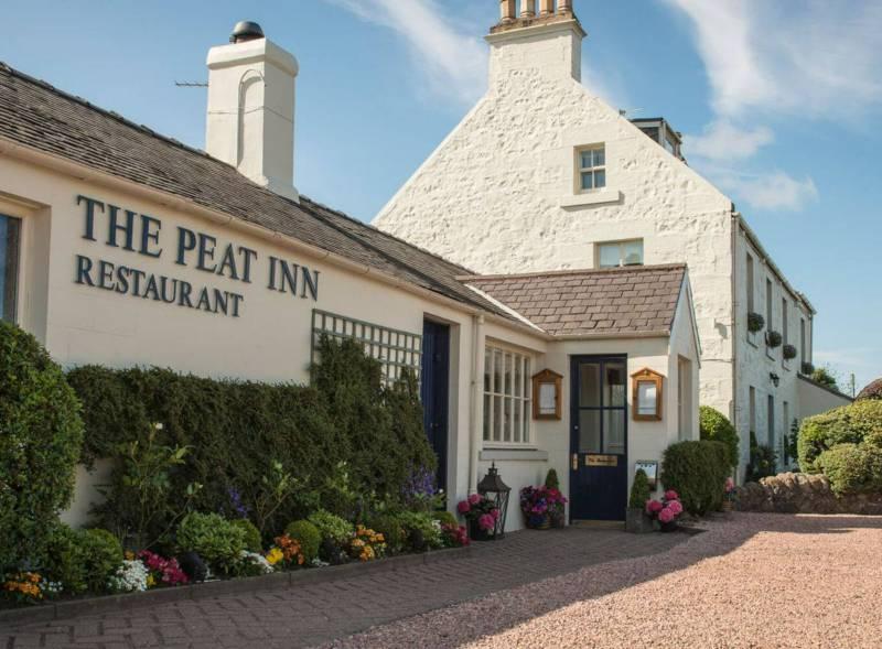 The Peat Inn Peat Inn, Fife KY15 5LH