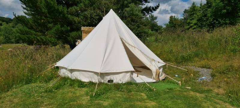 5m Bell Tent for couples