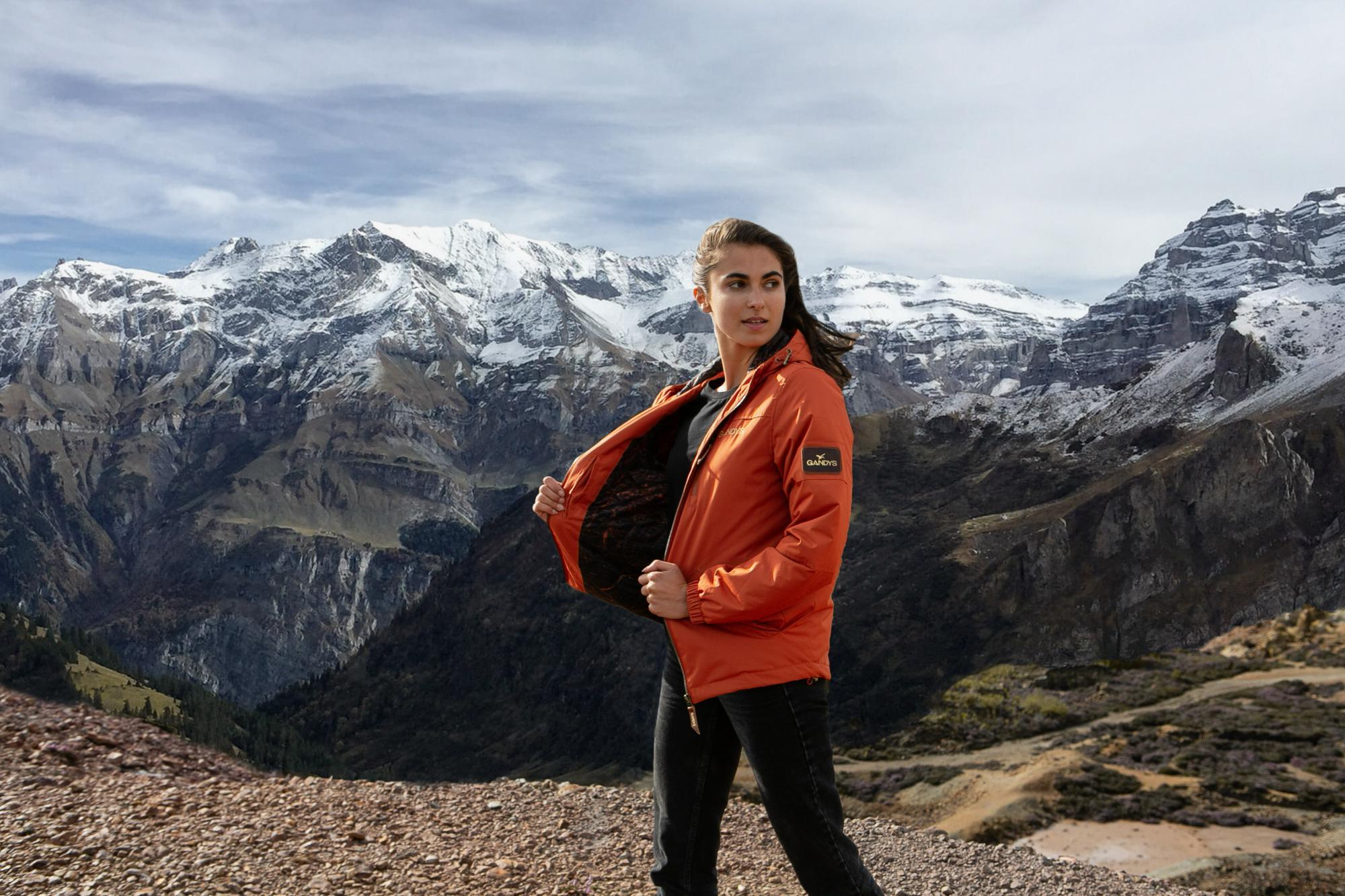 Gandys Alpine Padded Jacket
