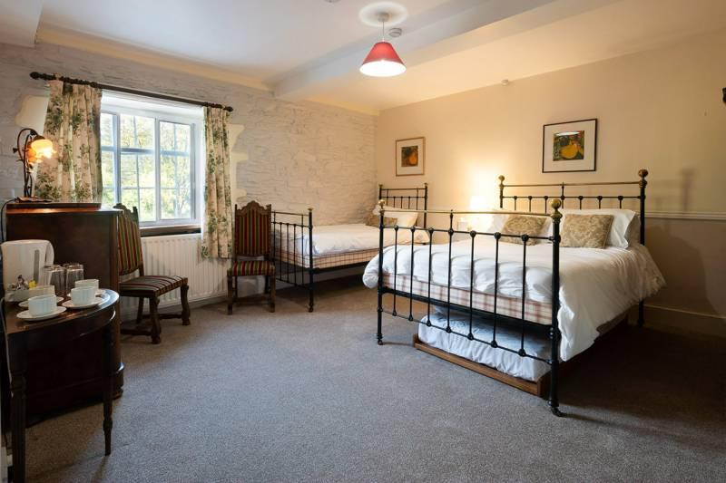 Bedroom Three - Family Room